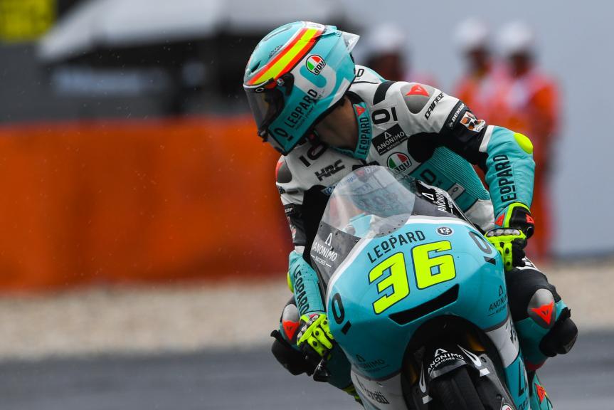 Joan Mir, Leopard Racing, Shell Malaysia Motorcycle Grand Prix