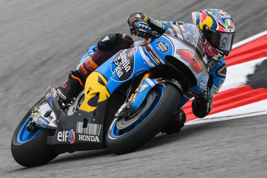 Jack Miller, EG 0,0 Marc VDS, Shell Malaysia Motorcycle Grand Prix