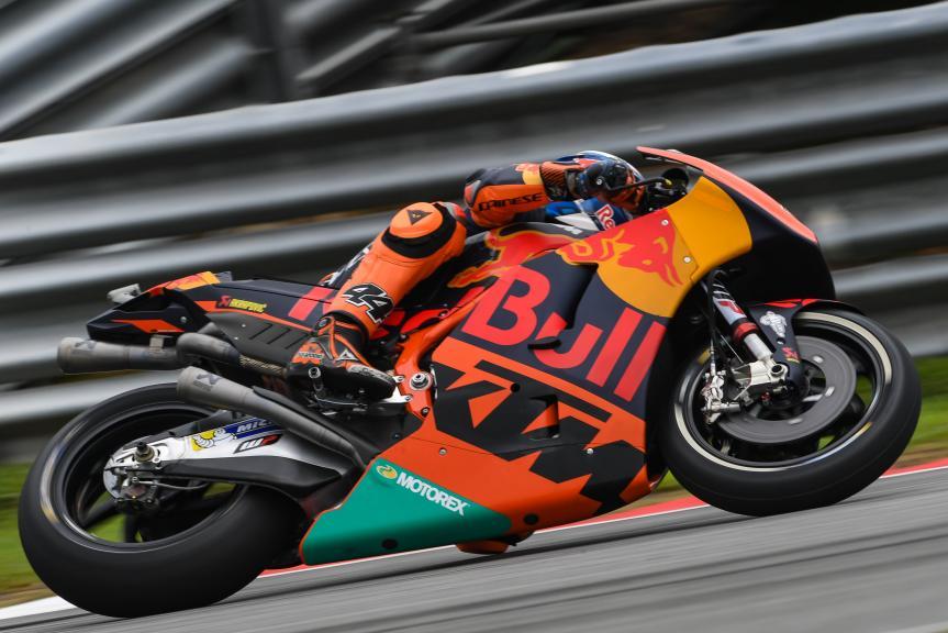 Pol Espargaro, Red Bull KTM Factory Racing, Shell Malaysia Motorcycle Grand Prix