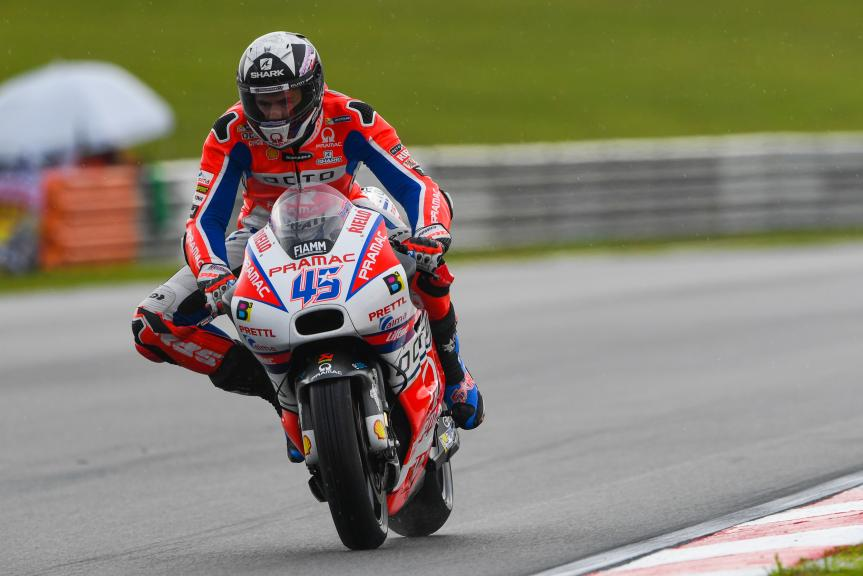 Scott Redding, Octo Pramac Racing, Shell Malaysia Motorcycle Grand Prix