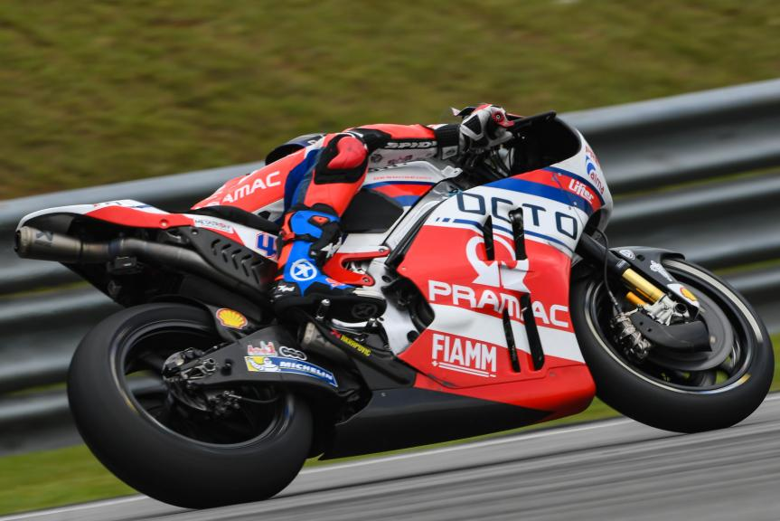 Scott Redding, Octo Pramac Racing, Shell Malaysia Motorcycle Grand Prix