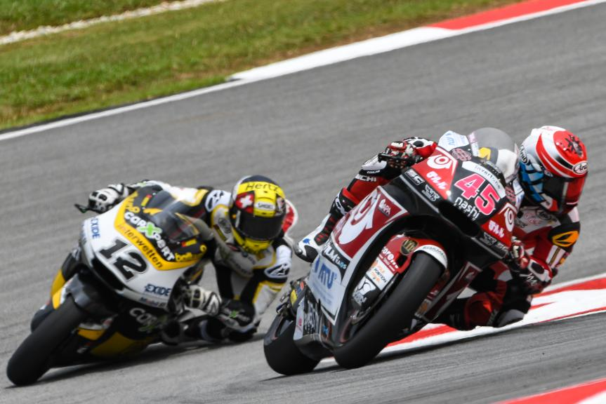 Tetsuta Nagashima, Teluru SAG Team, Shell Malaysia Motorcycle Grand Prix