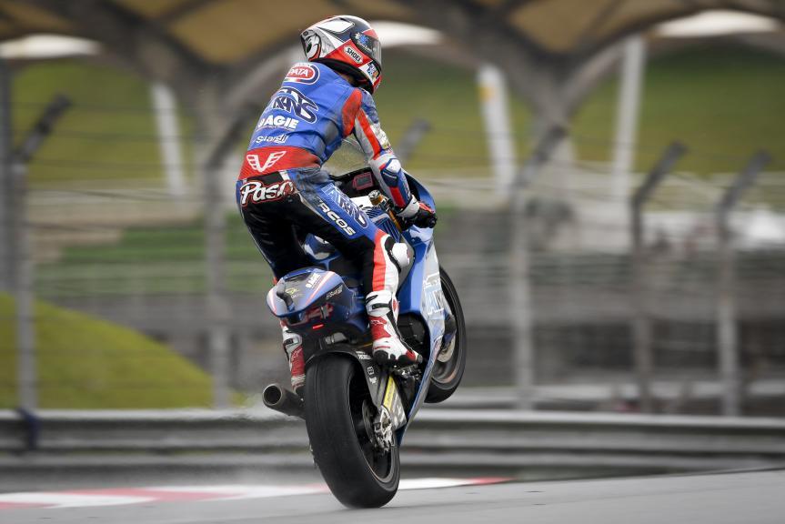 Mattia Pasini, Italtrans Racing Team, Shell Malaysia Motorcycle Grand Prix