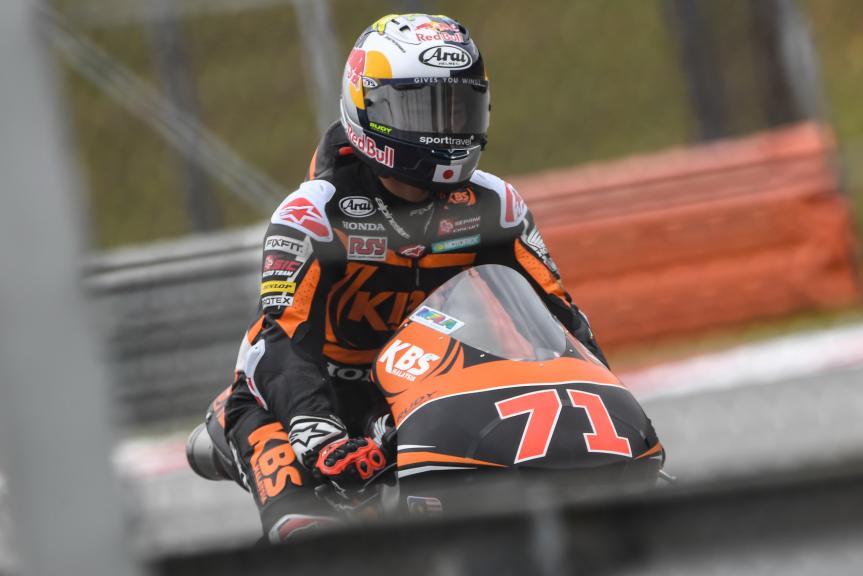 Ayumu Sasaki, SIC Racing Team, Shell Malaysia Motorcycle Grand Prix