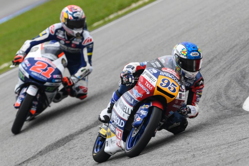 Jules Danilo, Marinelli Rivacold Snipers, Shell Malaysia Motorcycle Grand Prix