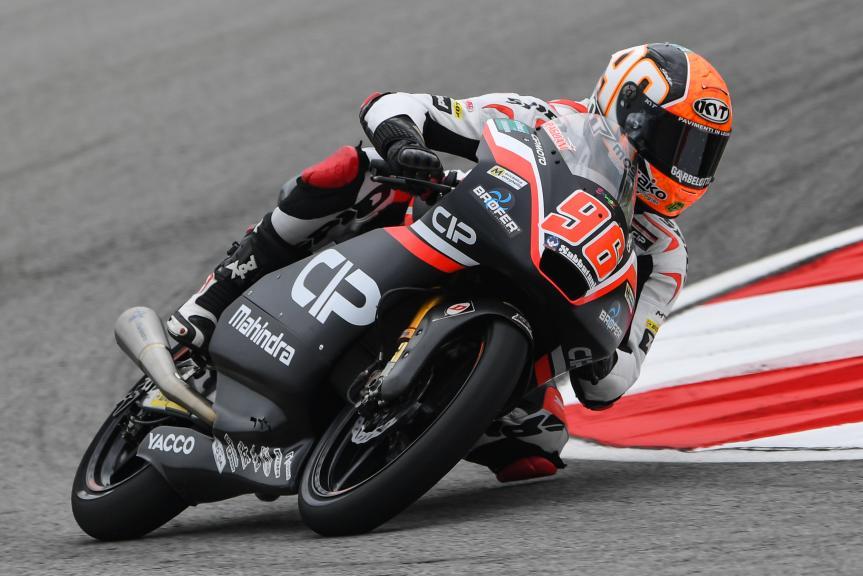 Manuel Pagliani, CIP, Shell Malaysia Motorcycle Grand Prix