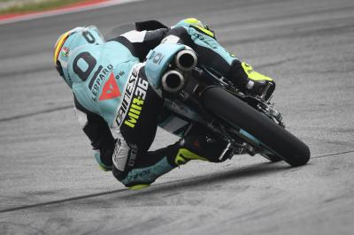 Mir top in FP1, Norrodin close on home turf