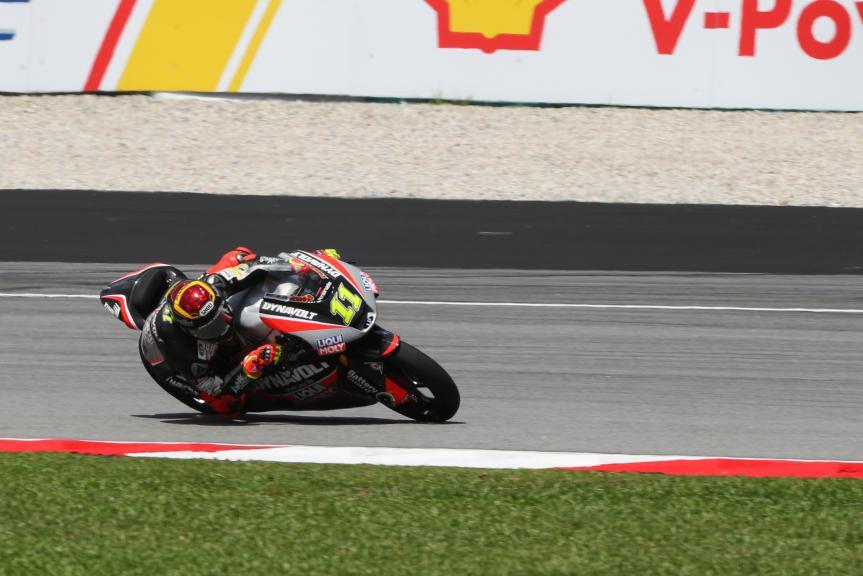 Sandro Cortese, Dynavolt Intact GP, Shell Malaysia Motorcycle Grand Prix