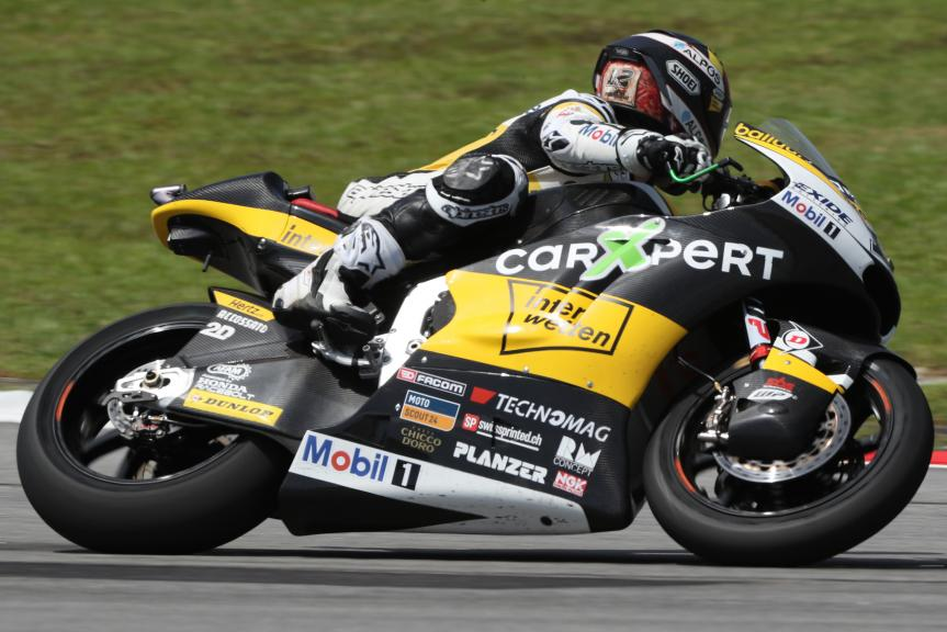 Thomas Luthi, Carxpert Interwetten, Shell Malaysia Motorcycle Grand Prix