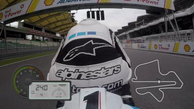 GoPro™: On-Board in Sepang