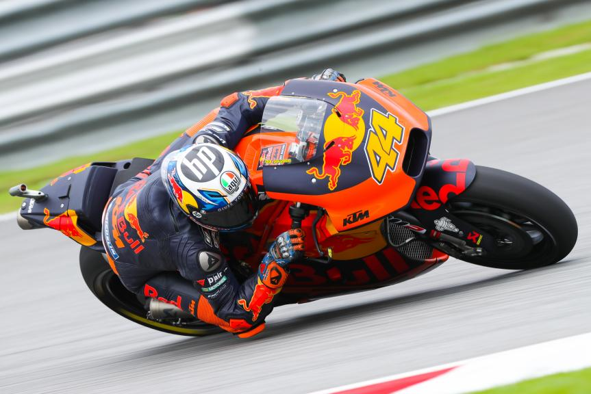 Pol Espargaro, Red Bull KTM Factory Racing, Shell Malaysia Motorcycle Grand Prix