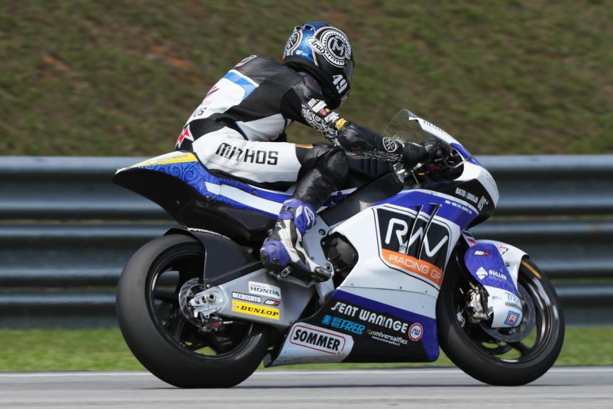 Axel Pons, RW Racing GP, Shell Malaysia Motorcycle Grand Prix