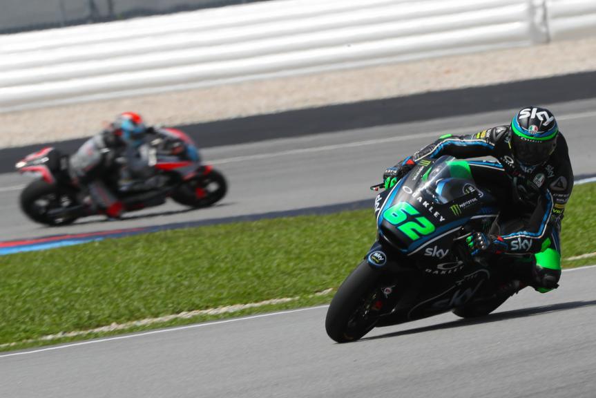 Stefano Manzi, Sky Racing Team VR46, Shell Malaysia Motorcycle Grand Prix