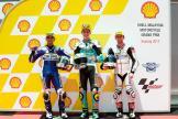 Joan Mir, Jorge Martin, John Mcphee, Shell Malaysia Motorcycle Grand Prix