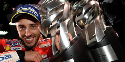 Dovizioso y Ducati mantienen vivo el Mundial