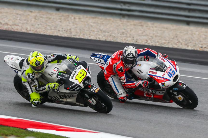 Scott Redding, Octo Pramac Racing, Alvaro Bautista, Pull&Bear Aspar Team, Shell Malaysia Motorcycle Grand Prix