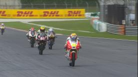 The entire Warm Up session for the Moto3? World Championship at the #MalaysianGP.