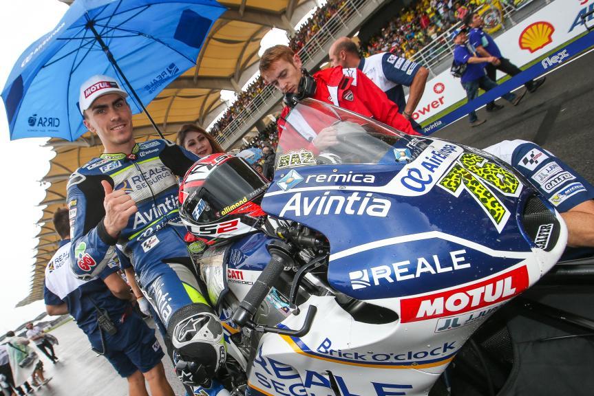 Loris Baz, Reale Avintia Racing, Shell Malaysia Motorcycle Grand Prix