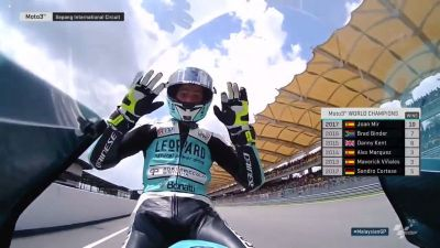 Breaking records! @Joanmir36 #MiracleM1R