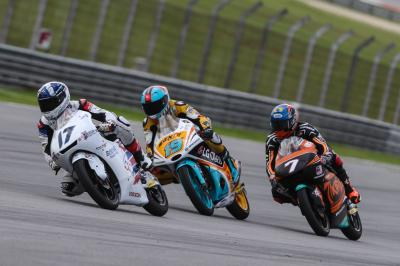 McPhee fights to hard-earned fifth in Malaysia