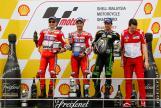 Andrea Dovizioso, Jorge Lorenzo, Johann Zarco, MShell Malaysia Motorcycle Grand Prix