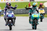 Jorge Martin, Del Conca Gresini Moto3, Joan Mir, Leopard Racing, Shell Malaysia Motorcycle Grand Prix