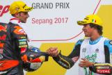 Miguel Oliveira, Red Bull KTM Ajo, Franco Morbidelli, EG 0,0 Marc VDS, Shell Malaysia Motorcycle Grand Prix