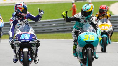 #MalaysianGP: Mir hunts down Martin to equal Marquez
