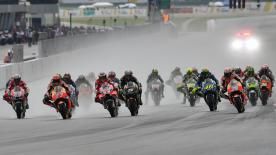 All the action from the full race session of the MotoGP™ World Championship at the #MalaysianGP.