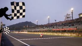 Eighth race of the Idemitsu Asia Talent Cup at the Twin Ring Motegi