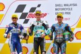 Joan Mir, Jorge Martin, Enea Bastianini, Shell Malaysia Motorcycle Grand Prix