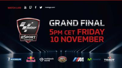MotoGP™ eSport Championship: For those game enough