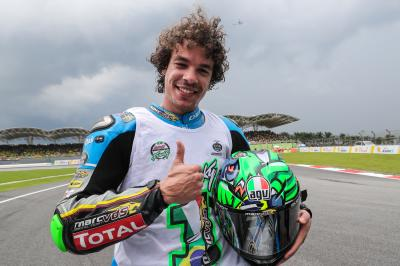 "Morbidelli: ""Taking risks was key to the Championship"""