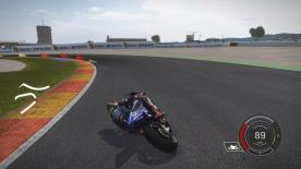 Watch the demonstration lap of Maverick Viñales taking on the final track – the one that will crown the newest champion of eSport.