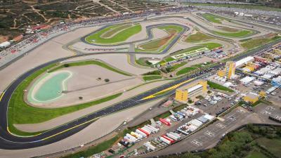 Michelin guarda a Valencia