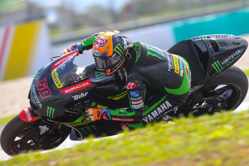 Michael Van Der Mark, Monster Yamaha Tech 3, Shell Malaysia Motorcycle Grand Prix