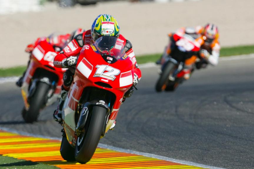 Troy Bayliss, Valencia, 2006