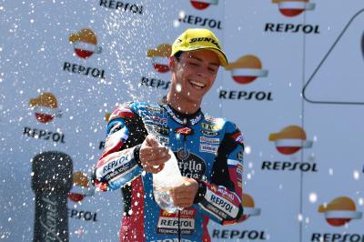 Alonso López se unirá a Canet en el EG 0,0 de Moto3™