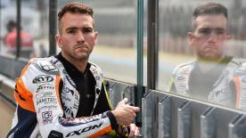 Xavier Siméon revient sur les circonstances de sa signature avec Reale Avintia Racing en MotoGP™, tout en évoquant ses espoirs pour le futur.