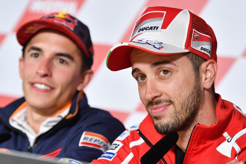 Andrea Dovizioso, Ducati Team, Gran Premio Motul de la Comunitat Valenciana