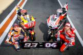 Marc Marquez, Andrea Dovizioso, Gran Premio Motul de la Comunitat Valenciana