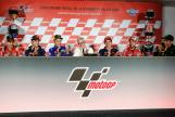 Press-Conference, Gran Premio Motul de la Comunitat Valencianas