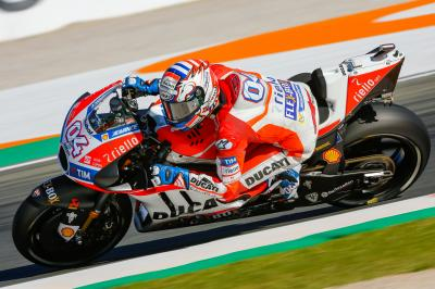 "Dovizioso: ""We aren't very far away"""
