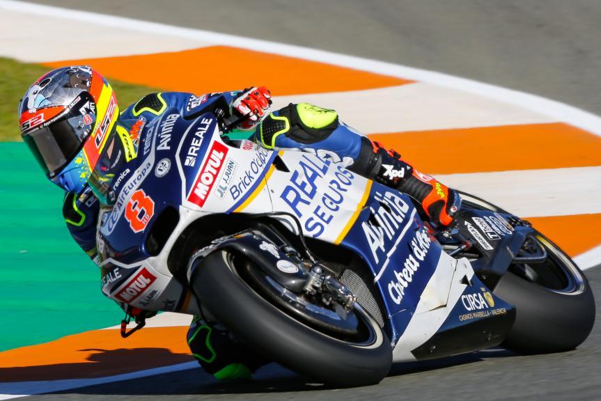 Hector Barbera, Reale Avintia Racing, Gran Premio Motul de la Comunitat Valenciana