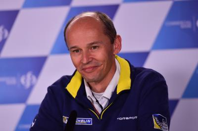 Goubert announced as FIM Moto-e World Cup Executive Director