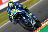 Andrea Iannone, Team Suzuki Ecstar, Gran Premio Motul de la Comunitat Valenciana