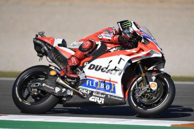 "Lorenzo: ""Now I can push more to the limit"""