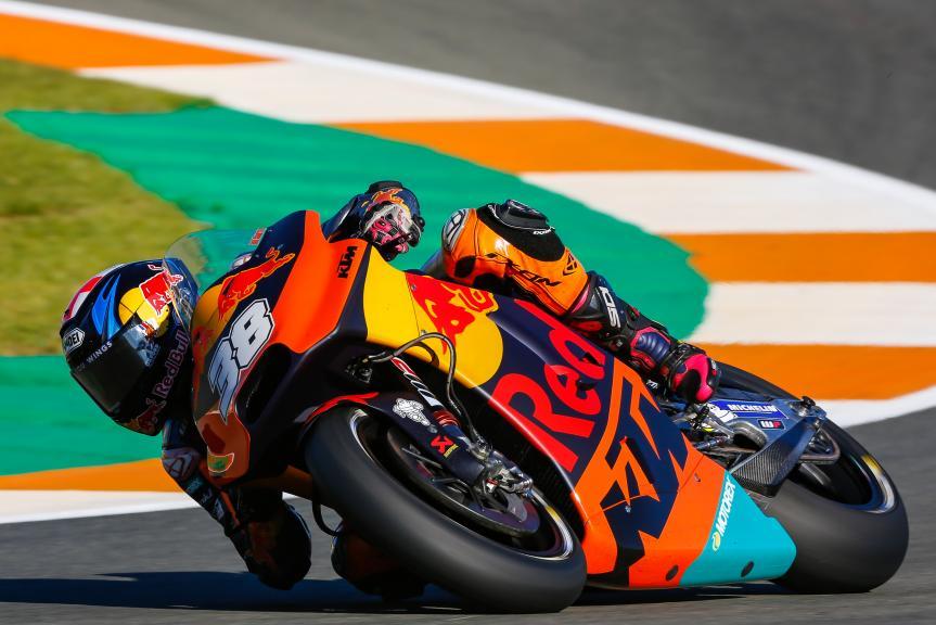 Bradley Smith, Red Bull KTM Factory Racing, Gran Premio Motul de la Comunitat Valenciana