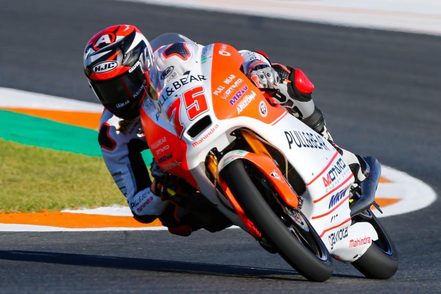 Albert Arenas, Aspar Mahindra Moto3, Gran Premio Motul de la Comunitat Valenciana