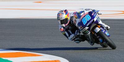 Moto3™: Lokalmatador Martin holt am Freitag Bestzeit